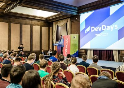 How it was last year - DevDays 2017
